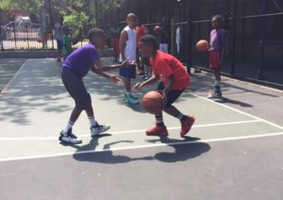 Wheelchairs Against Guns Basketball Clinic 2