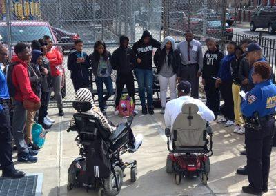 Kareem Nelson - NYC School Safety