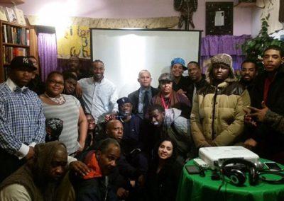 Kareem Nelson WAG - Exodus Transitional Community Program