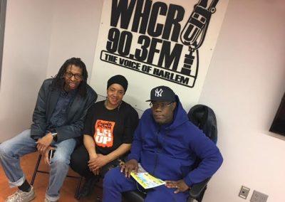 Kareem Nelson WAG - WHCR 90.3FM