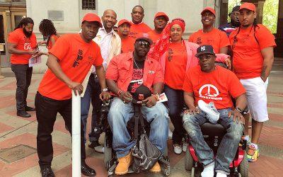 Wheelchairs Against Guns Support Gun Violence Awareness Month