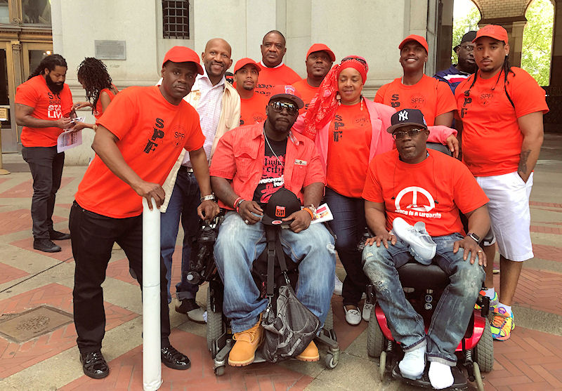 Wheelchairs Against Guns Support Gun Violence Awareness Month
