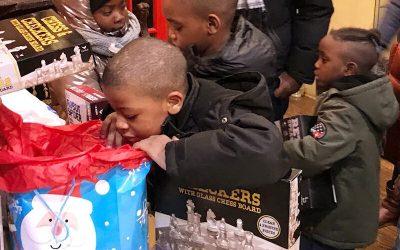 Wheelchair Against Guns 2017 Christmas Gift Give-Away